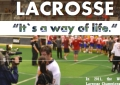 "Second screening: Lacrosse – ""It´s a way of life""/Lakros – ""To je způsob života"""